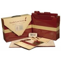 Family Love Letter Red Box & Digital Drive